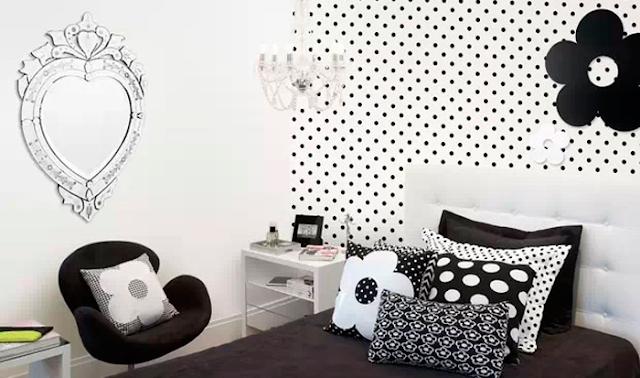 Resultado de imagem para sala decorada com poá