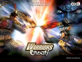 Download PC Game Warriors Orochi for PC