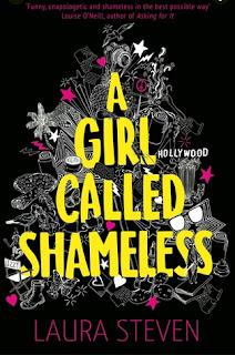 A Girl Called Shameless by Laura Steven cover