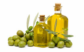 olive oil to get thick hair