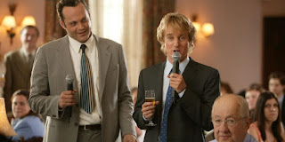 Owen Wilson as angry best man in movie Old School