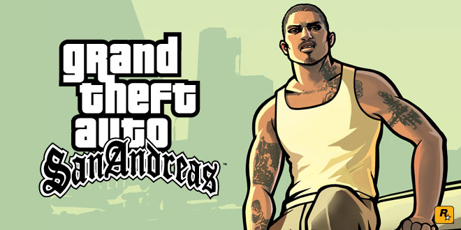 Free Cool Wallpapers Grand Theft Auto San Andreas Wallpaper