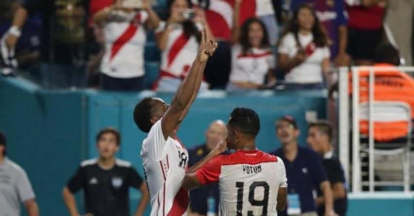 EN VIVO: Perú Vs. Estados Unidos (19:05 Horas) Partido Amistoso en el Estadio Rentschler Field (East Hartford, Connecticut - EE.UU.) Copa América Brasil 2019
