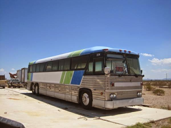 Used RVs 1976 TMC BUS MOTOR COACH MC-8 CRUSADER For Sale by Owner