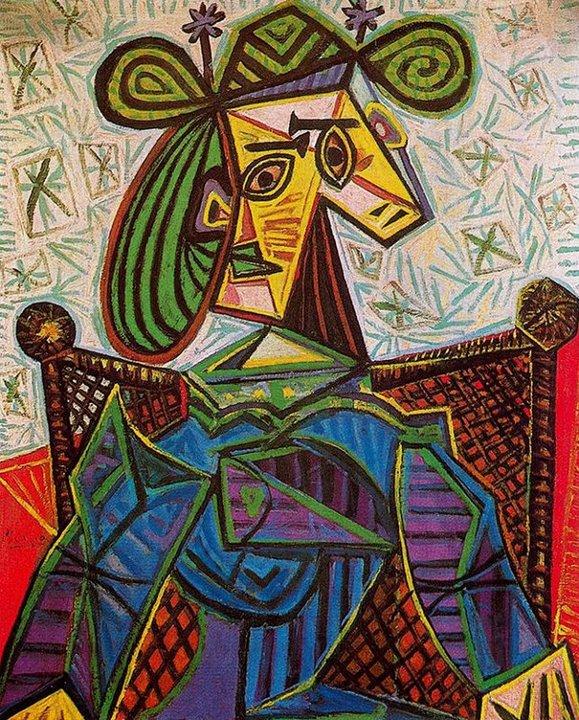 Pablo Picasso ~ The Portraits   Tutt'Art@   Pittura • Scultura • Poesia • Musica