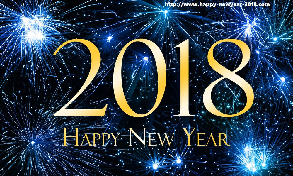 Superb Happy New Year 2018
