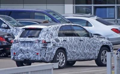 2019 Mercedes GLE Next Generation