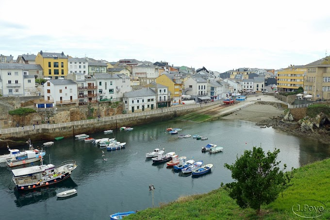 Tapia de Casariego y Puerto de Vega los pueblos más bonitos del occidente asturiano