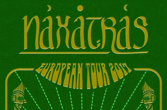 [News] NAXATRAS European tour 2017