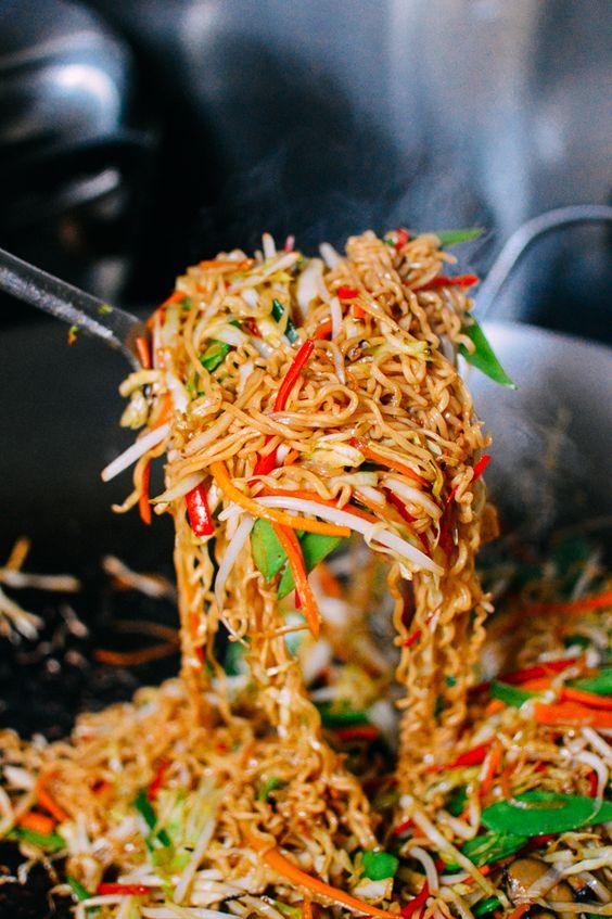 VEGETABLE RAMEN #ramen #ramenrecipes #vegetarian #vegetarianrecipes #dinnerrecipes