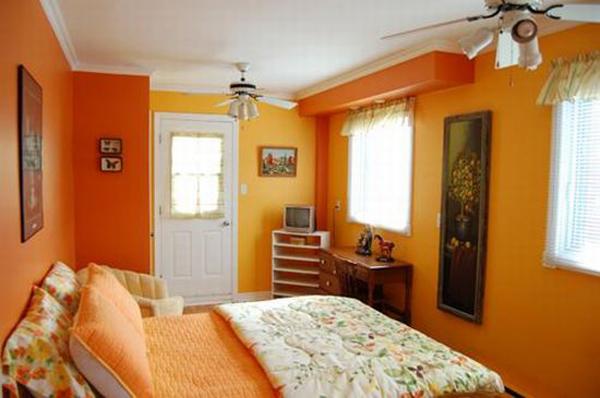 Những màu sắc tuyệt đẹp cho phòng ngủ