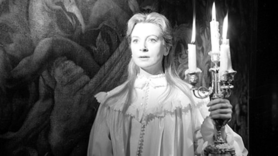 Deborah Kerr  in The Innocents 1961