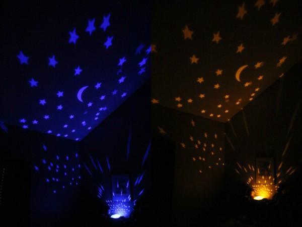 Twilight Constellation Night Light Comforts And Calms