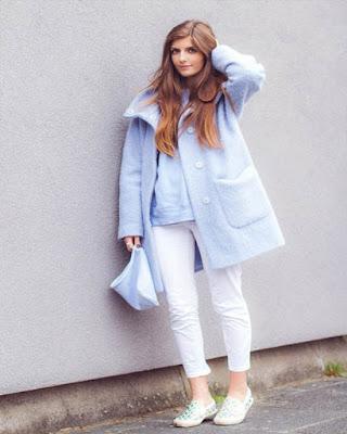 outfit de invierno juvenil casual colores pasteles tumblr
