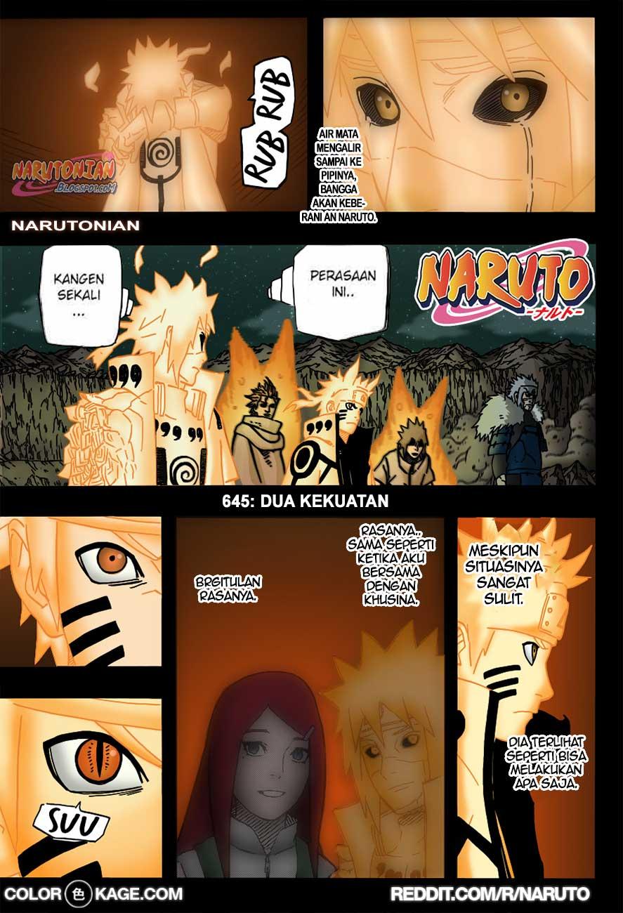 Dilarang COPAS - situs resmi www.mangacanblog.com - Komik naruto berwarna 645 - dua kekuatan 646 Indonesia naruto berwarna 645 - dua kekuatan Terbaru 1|Baca Manga Komik Indonesia|Mangacan