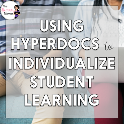 What is a hyperdoc? A hyperdoc is a lesson or series of varied activities designed to encourage collaboration, communication, reflection, and creation. It's a blended learning roadmap! Middle school and high school English Language Arts teachers discussed hyperdocs and how they use them to individualize learning. Read through the chat for ideas to implement in your own classroom.