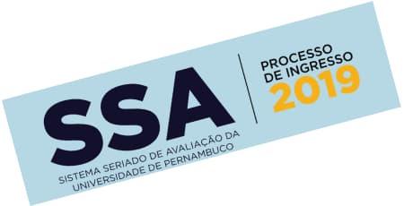 Processo de Ingresso SSA 2019 da UPE
