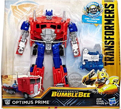 Hasbro Transformers Bumblebee Movie Nitro Series Optimus Prime 001