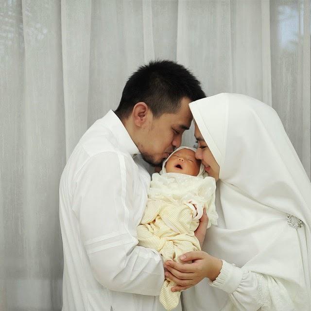 oki dan suami maryam nusaibah abdullah