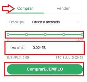 Comprar criptomoneda EVERIPEDIA Tutorial Español