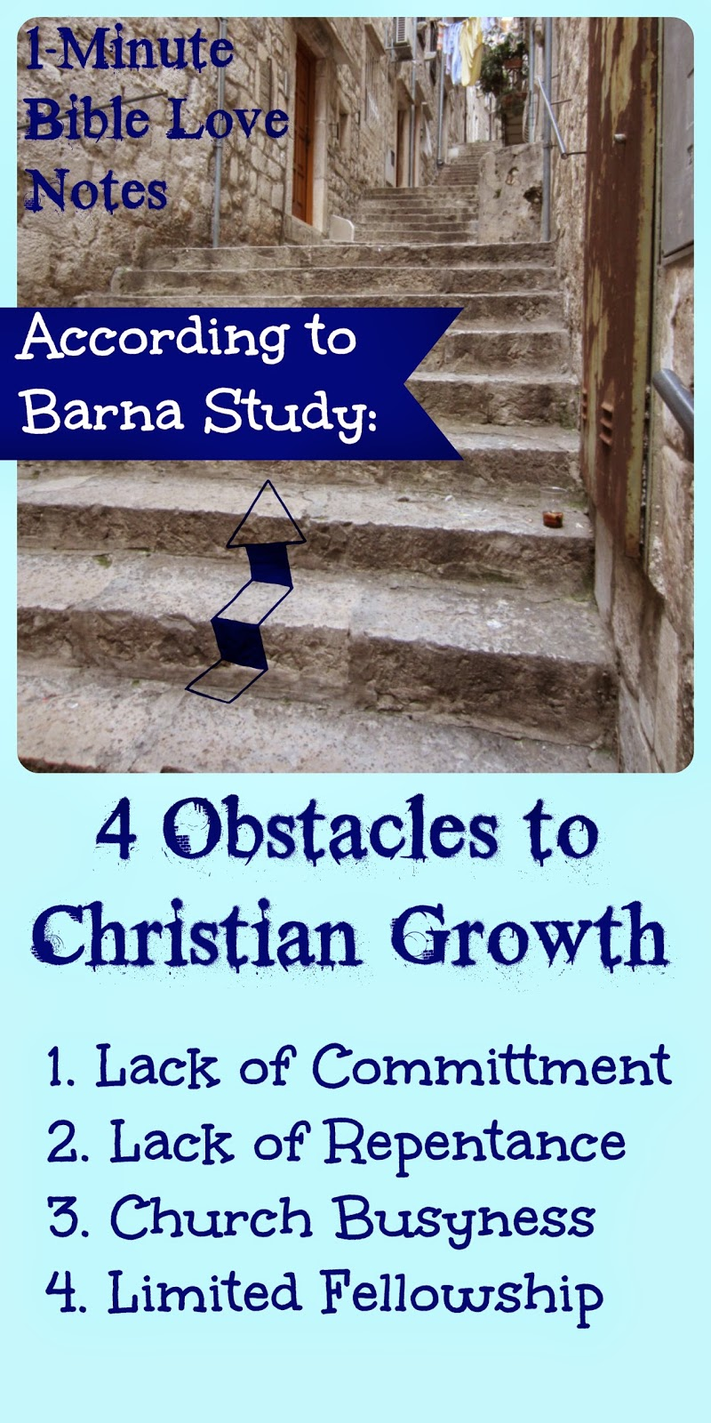 discipleship, Christian growth, Barna study