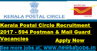 Kerala-Postal-Circle-594-Postman-Mail-Guard-vacancy
