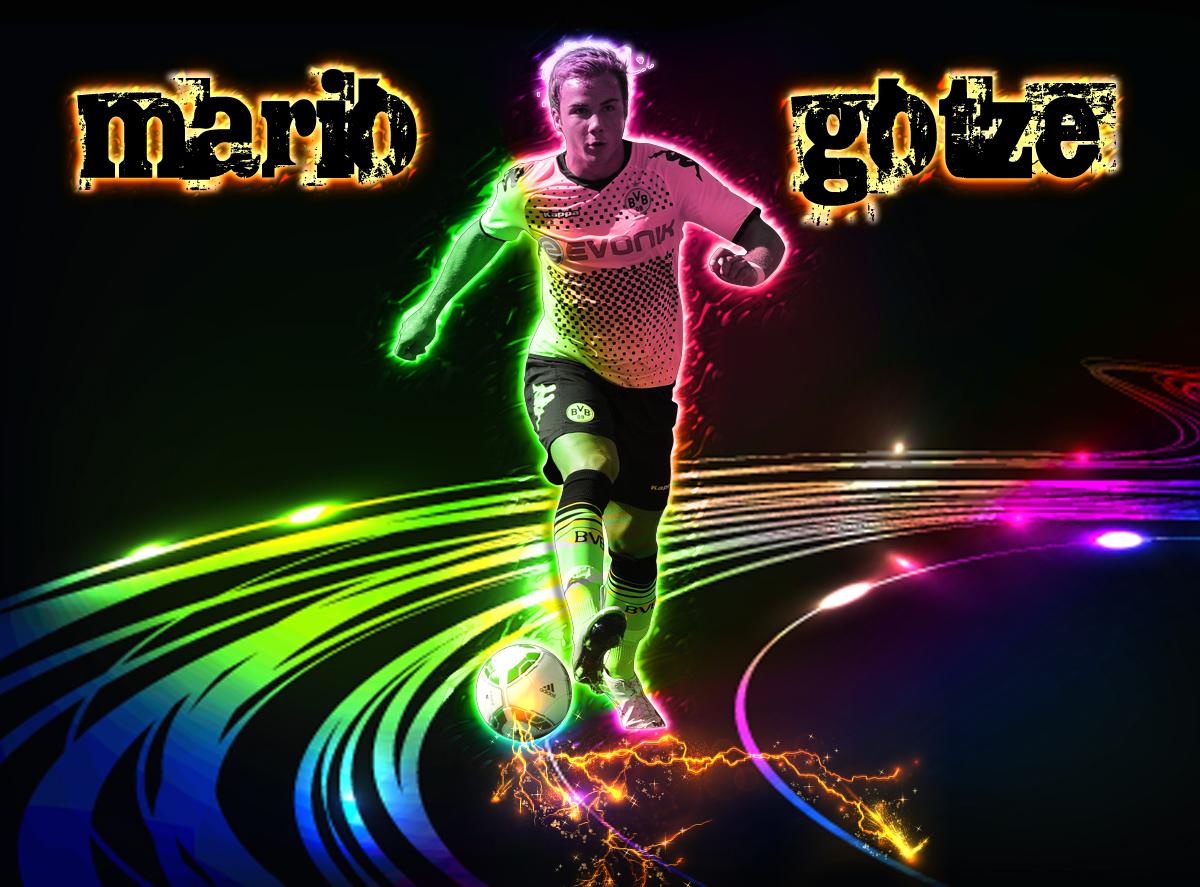 Best Football Wallpapers: Gotze