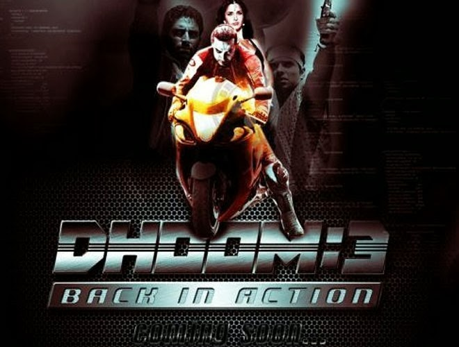 Dhoom 3 DVDRip 3gp mp4 free mobile download
