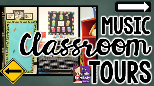 Classroom Tour: Me and a Friend!