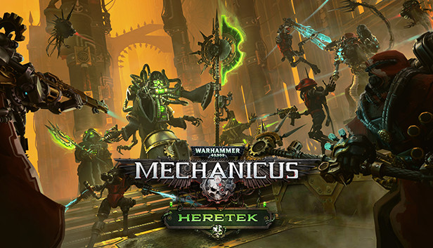 Warhammer 40000 Mechanicus Heretek PC Game Download