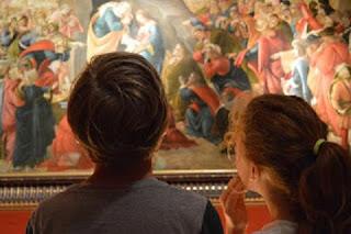 """Villa Farnesina: la villa delle """"Favole dipinte"""" - Visita guidata per bambini Roma"""