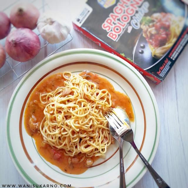 Master Pasto  || Hanya Panaskan Dalam 3 Minit Dah Siap Spageti Segera Untuk Dimakan