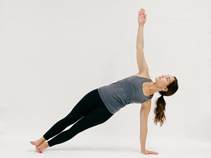 Side Plank (YOGA)