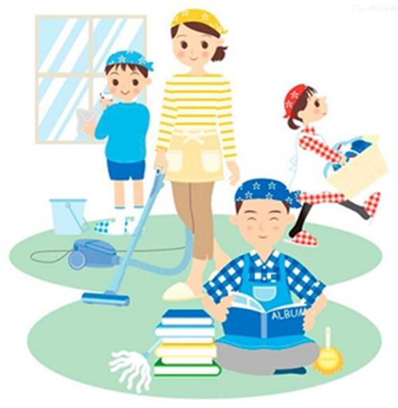 Siria grandet feng shui m xico la gran limpieza anual - Limpieza en casa ...