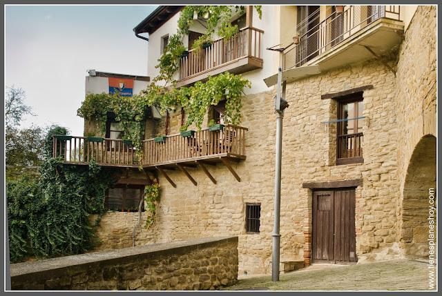 Visitar Puente la Reina en Navarra