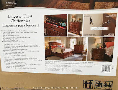 Universal Furniture Broadmoore Lingerie Chest Costco