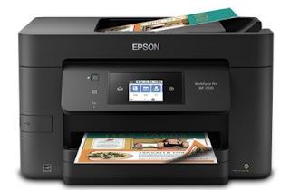 Epson WF-3720 téléchargements de pilotes