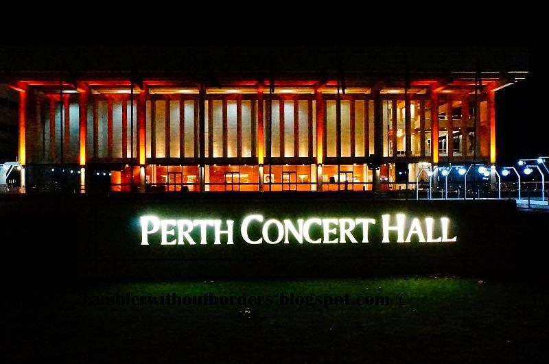 Perth Concert Hall, WA, Australia