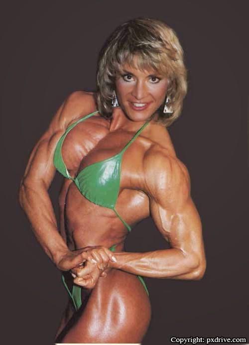 Sexy Bodybuilder Woman 50