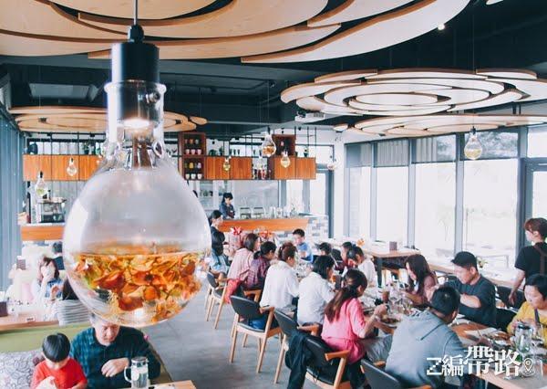 【宜蘭餐廳】日光私廚→超值得開車到宜蘭吃的美食餐廳!優美環境辦婚禮也好適合!