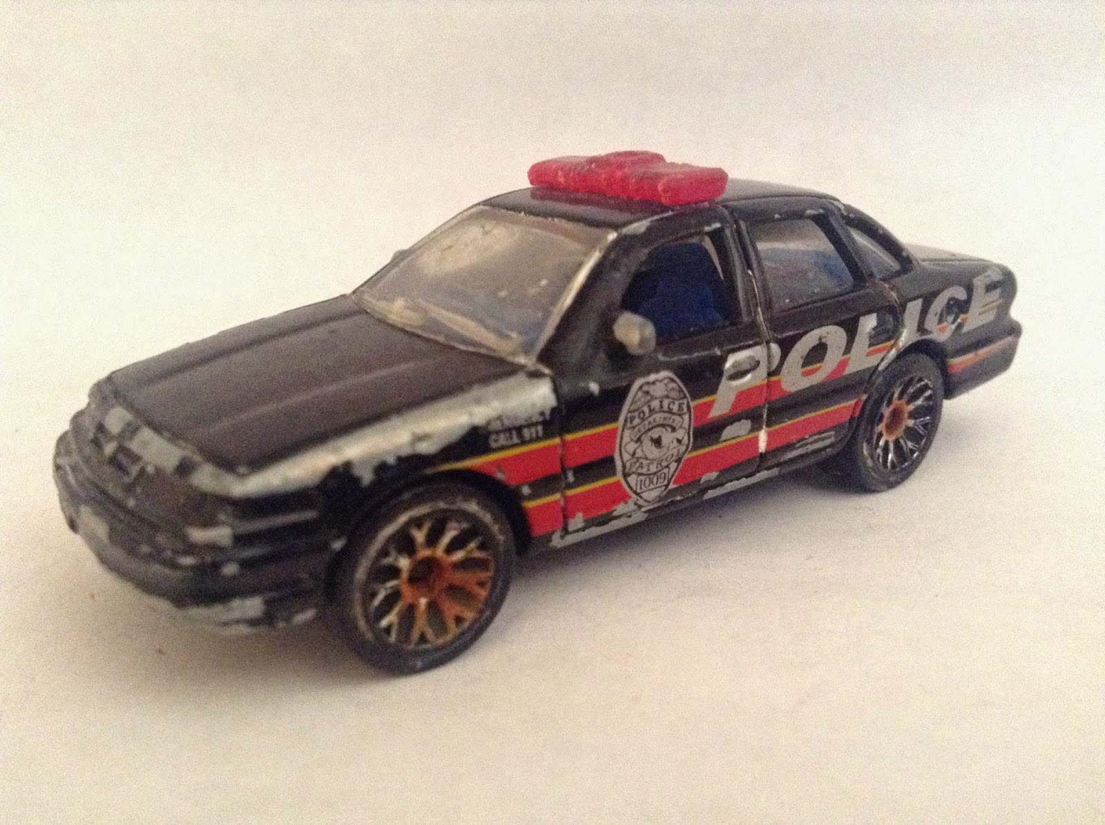 LA's Diecast Blog: Matchbox Ford Crown Victoria Police ...