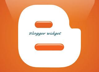 Mengenal elemen atau komponen widget pada halaman blog