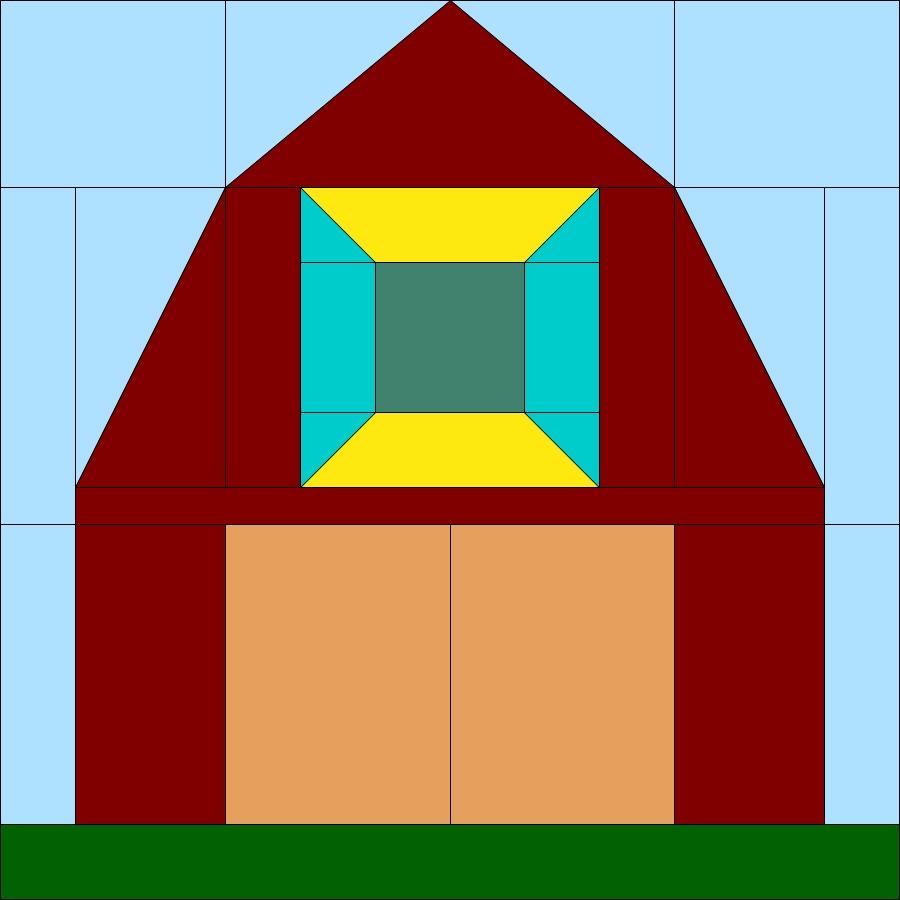 Pamelaquilts: Designing a Barn Quilt Block Using EQ7