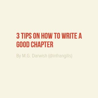 3 Tips on How to Craft a Good Chapter