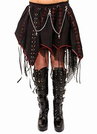 Dead Threads Gothika Skirt