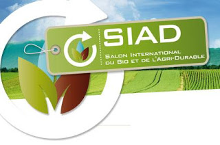 Salon international de bio et de l'agri-durable