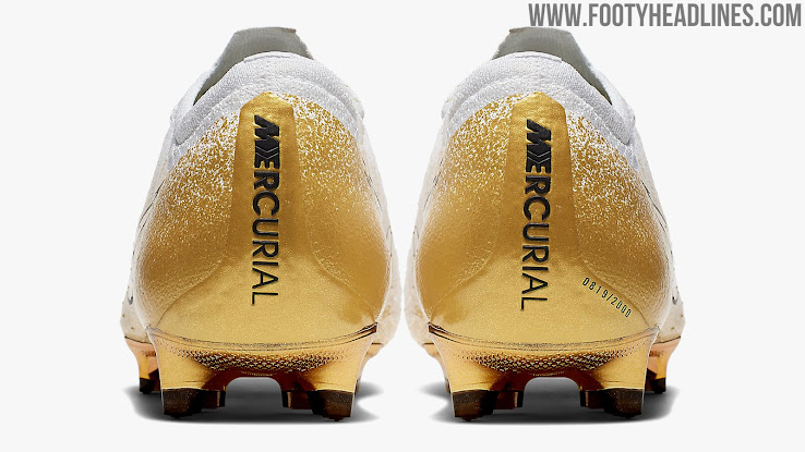 a24800ba5 White   Gold Nike Euphoria Mode  Champagne Gold  Boots Pack Unveiled ...