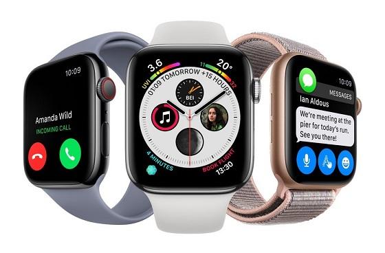 مميزات وسعر ساعة آبل واتش 4 Apple watch serie