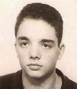 Emili Simón en 1965 cuando participó en el VIII Campeonato Mundial Juvenil de Ajedrez