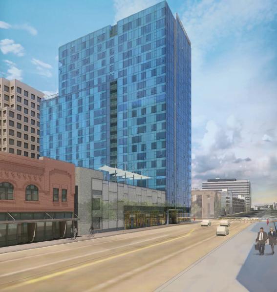 Downtown San Jose Apartments: The San Jose Blog: One South Market